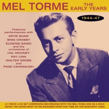Mel Torme - The Early Years 1944-47 (CD)