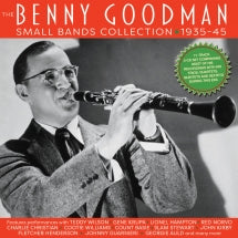 Benny Goodman - The Benny Goodman Small Bands Collection 1935-45 (CD)