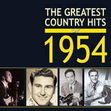 Greatest Country Hits Of 1954 (CD)
