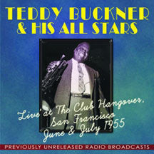 Teddy & His All Stars Buckner - Live At Club Hangover (CD)