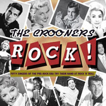 Crooners Rock! (CD)