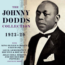 Johnny Dodds - Collection 1923-29 (CD)