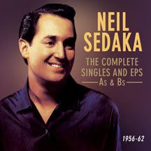 Neil Sedaka - Complete US Singles And EPs As & Bs 1956-62 (CD)