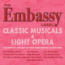 Embassy Label: Classic Musicals & Light Opera Collection (CD)