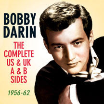Bobby Darin - Complete US & UK A & B Sides 1956-62 (CD)