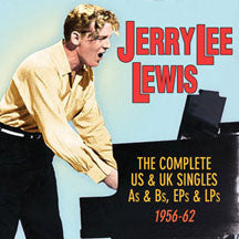 Jerry Lee Lewis - Complete US & UK Singles As & Bs, EPs & LPs 1956-62 (CD)