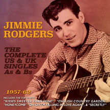 Jimmie Rodgers - Complete US & UK Singles As & Bs 1957-62 (CD)