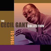 Cecil Gant - Collection 1944-51 (CD)