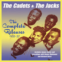 Cadets & Jacks - The Complete Releases 1955-57 (CD)