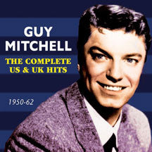 Guy Mitchell - Complete US & UK Hits 1950-62 (CD)