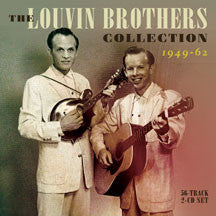 Louvin Brothers - Collection 1949-62 (CD)