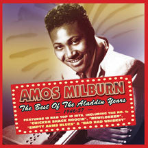 Amos Milburn - Best Of The Aladdin Years 1946-57 (CD)