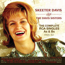 Skeeter Davis - Complete RCA Singles As & Bs 1953-62 (CD)