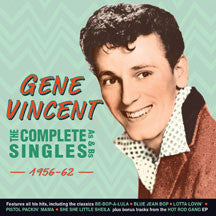 Gene Vincent - Complete Singles As & Bs 1956-62 (CD)
