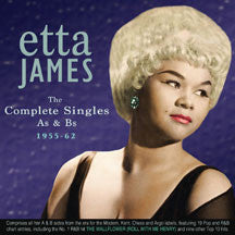 Etta James - Complete Singles As & Bs 1955-62 (CD)