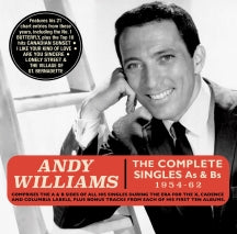 Andy Williams - The Complete Singles As & Bs 1954-62 (CD)