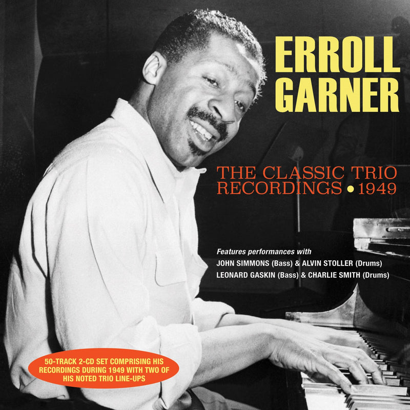 Erroll Garner - The Classic Trio Recordings 1949 (CD)