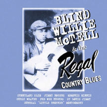 Blind Willie Mctell - The Regal Country Blues (CD)