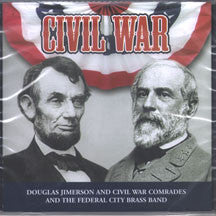 Douglas Jimerson - Civil War (CD)