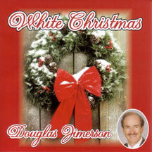 Douglas Jimerson - White Christmas (CD)