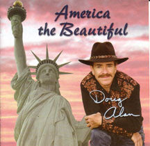Doug Alan - America The Beautiful (CD)