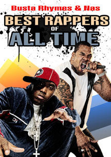 Best Rappers Of All Time: Busta Rhymes & Nas (DVD)