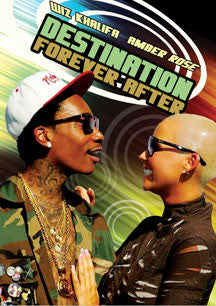 Wiz Khalifa & Amber  Rose - Destination Forever After (DVD)