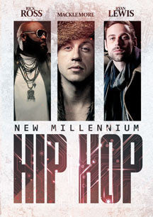 New Millennium Hip Hop: Rick Ross, Macklemore & Ryan Lewis (DVD)