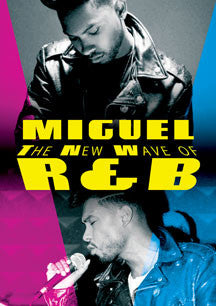 Miguel - The New Wave Of R&B (DVD)