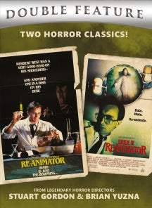 Re-animator & Bride Of Re-animator (DVD)