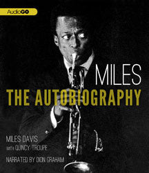 Miles Davis - The Autobiography Of Miles Davis (audiobook) (CD)