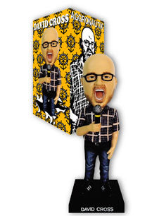David Cross - Throbblehead (numbered Limited Edition) (Merch) 1