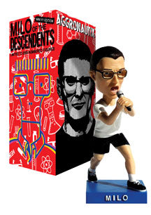 Descendents - Milo Mini V1 Throbblehead (Merch)