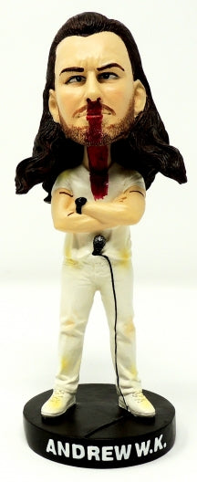 Andrew W.k. - Throbblehead V2 (numbered Limited Edition) (Merch)