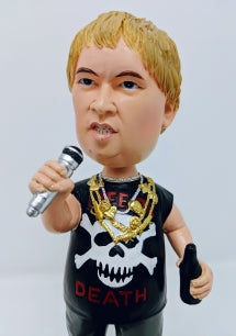 Sloppy Seconds - B.A. Limited Edition Throbblehead (Merch)