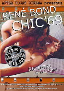 Chic '69  2-DVD Collection (DVD)