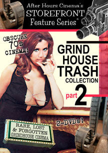Grindhouse Trash Collection Part 2 (DVD)