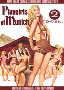 Playgirls Of Munich (DVD)