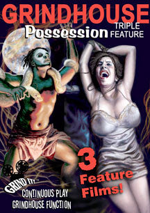 Grindhouse Possession Triple Feature Collection (DVD)