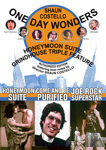 Honeymoon Suite Grindhouse Triple Feature (DVD)