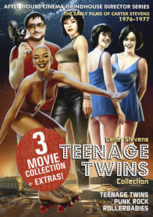 Teenage Twins Collection: Teenage Twins/Punk Rock/Rollerbabies (DVD)