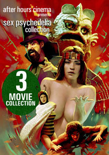 Sex Psychedelia Collection 2-DVD Set (DVD)