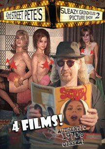 42nd Street Pete's Sleazy Grindhouse Picture Show Volume 2 (DVD)