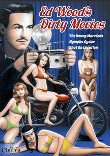 Ed Wood's Dirty Movies (DVD)