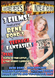 42nd Street Pete's Nite At The Venus: Teenage Fantasies (DVD)