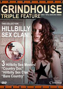 Hillbilly Sex Clan Triple Feature (DVD)