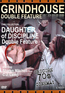 Daughter Of Discipline Grindhouse Double Feature (DVD)