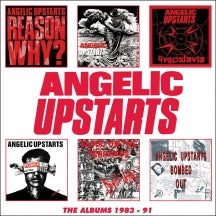 Angelic Upstarts - The Albums 1983-91: 6CD Clamshell Boxset (CD)