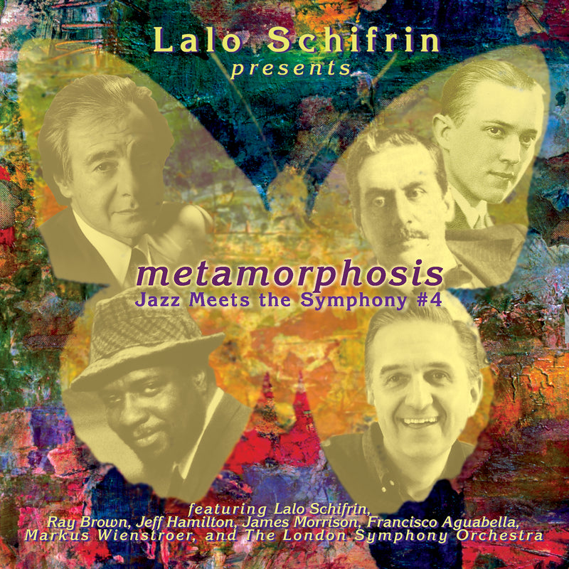 Lalo Schifrin - Metamorphosis: Jazz Meets the Symphony