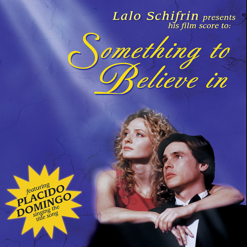 Lalo Schifrin - Something To Believe In (CD)